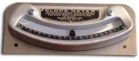 SSM Steep Slope Meter